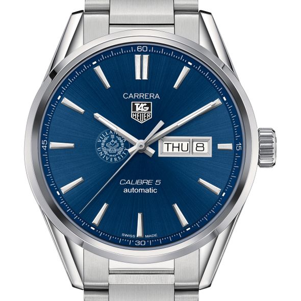Villanova University Men's TAG Heuer Carrera with Day-Date