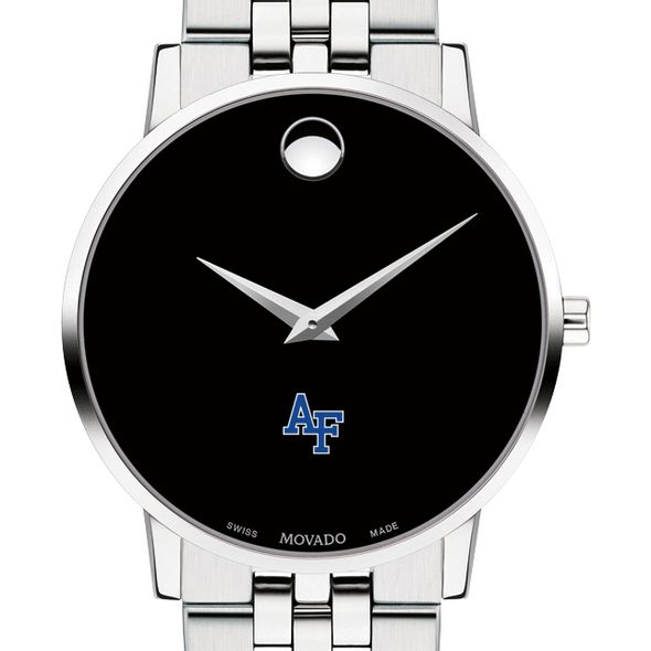 US Air Force Academy Men's Movado Museum with Bracelet - Image 1