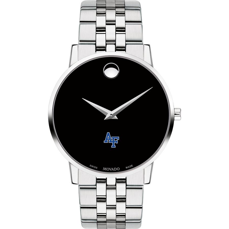 USAFA Men's Movado Museum with Bracelet - Image 2