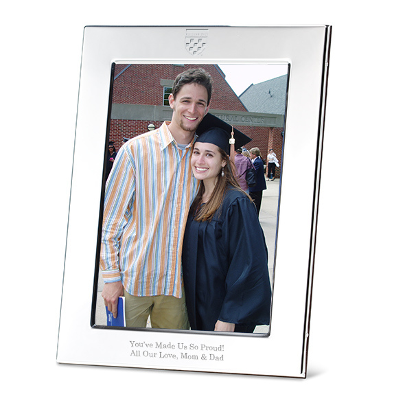 University of Richmond Polished Pewter 5x7 Picture Frame