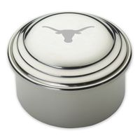 University of Texas Pewter Keepsake Box
