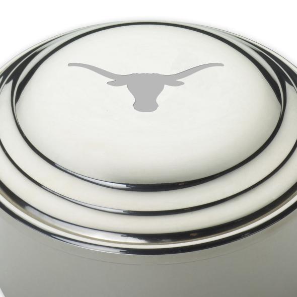 University of Texas Pewter Keepsake Box - Image 2