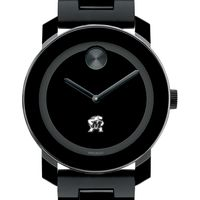 University of Maryland Men's Movado BOLD with Bracelet