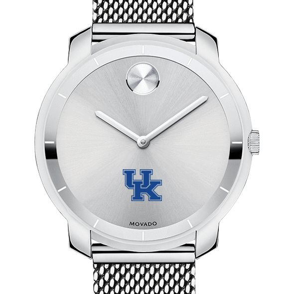 University of Kentucky Women's Movado Stainless Bold 36