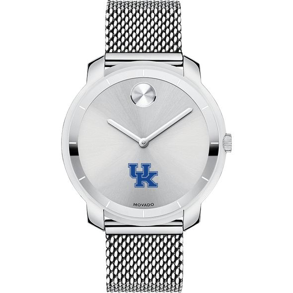 University of Kentucky Women's Movado Stainless Bold 36 - Image 2