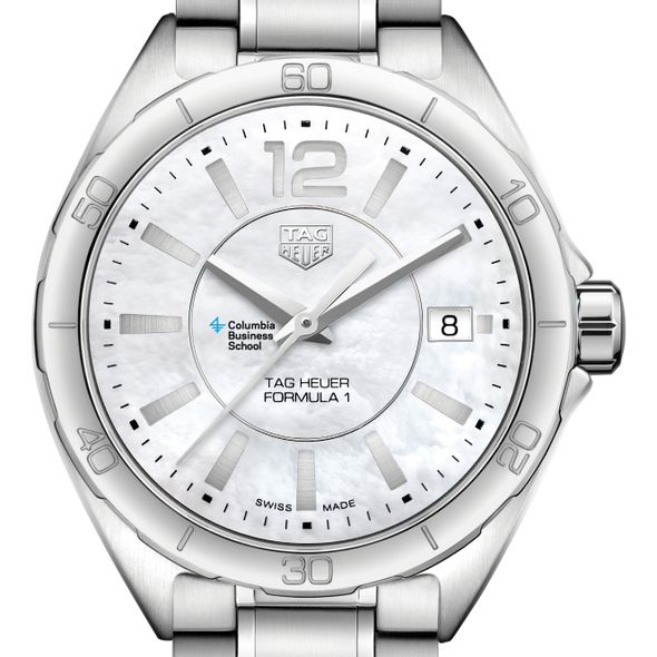 Columbia Business Women's TAG Heuer Formula 1 with MOP Dial