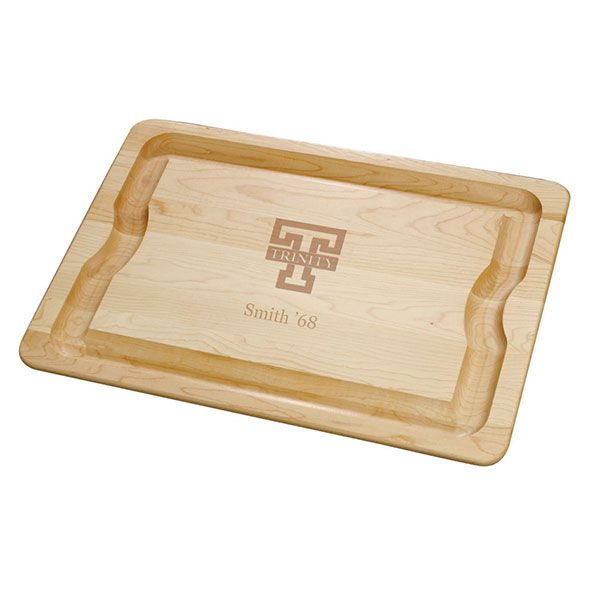 Trinity College Maple Cutting Board
