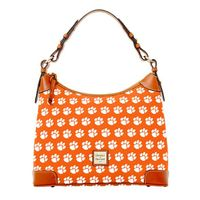 Clemson  Dooney & Bourke Hobo Bag