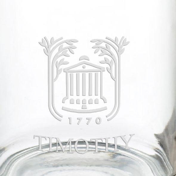 College of Charleston 13 oz Glass Coffee Mug - Image 3