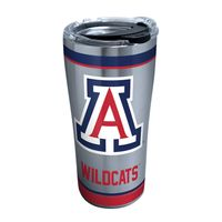 Arizona 20 oz. Stainless Steel Tervis Tumblers with Hammer Lids - Set of 2