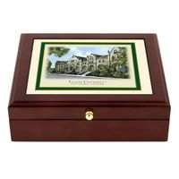 Tulane Eglomise Desk Box