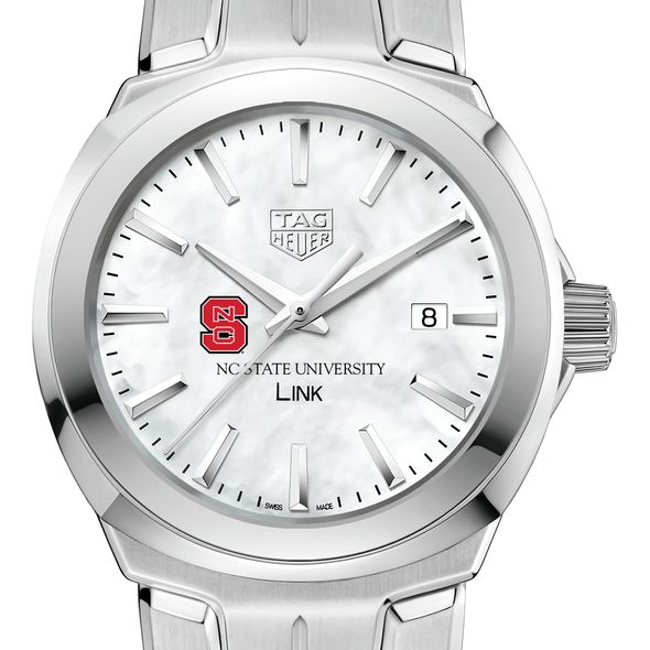 North Carolina State TAG Heuer LINK for Women