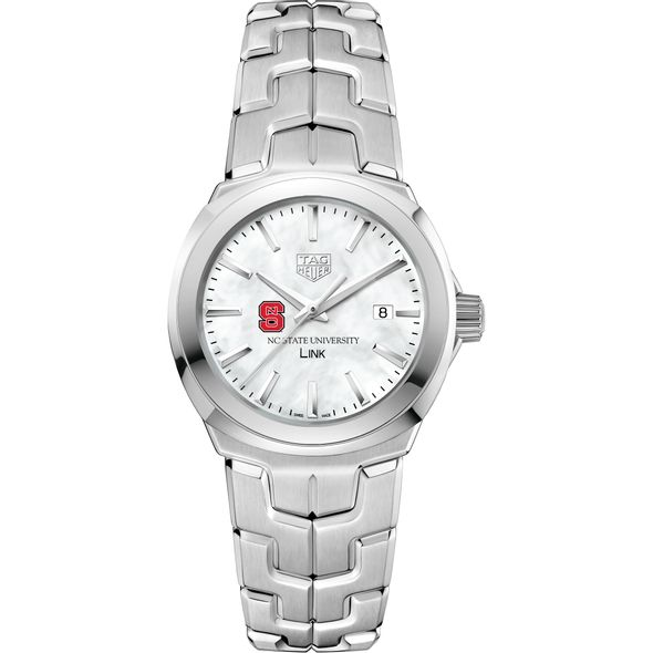 North Carolina State TAG Heuer LINK for Women - Image 2