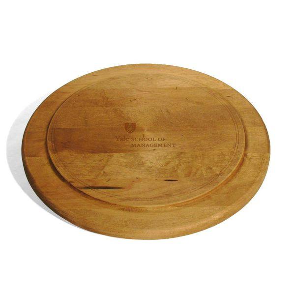 Yale SOM Round Bread Server - Image 1
