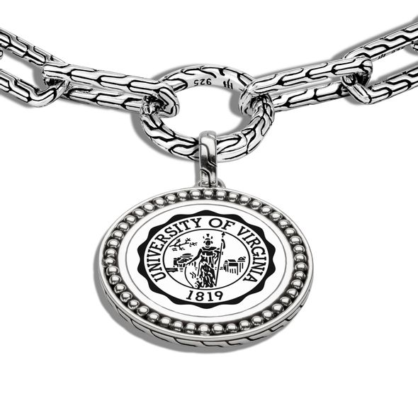 UVA Amulet Bracelet by John Hardy with Long Links and Two Connectors - Image 3