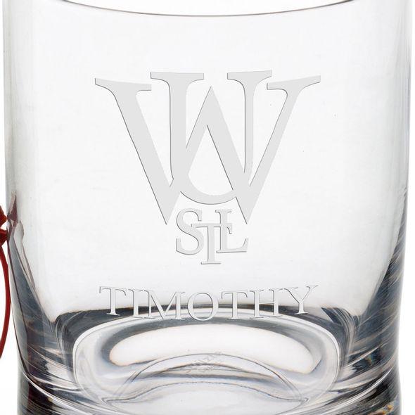 WashU Tumbler Glasses - Set of 2 - Image 3