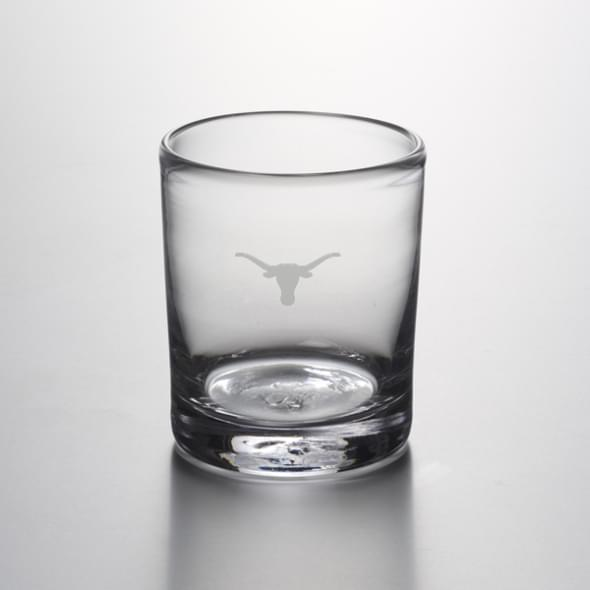 Texas Double Old Fashioned Glass by Simon Pearce