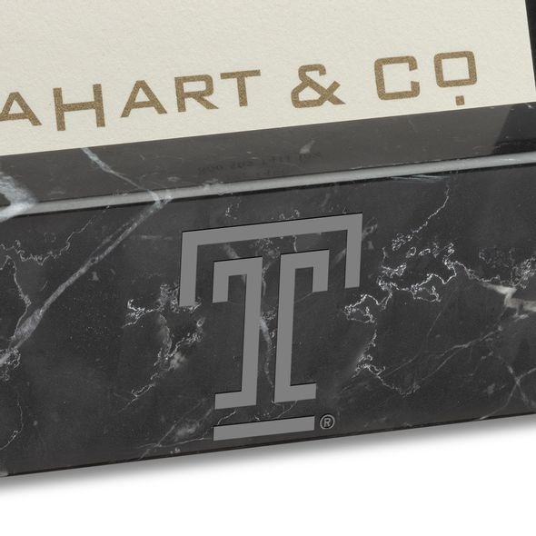 Temple Marble Business Card Holder - Image 2