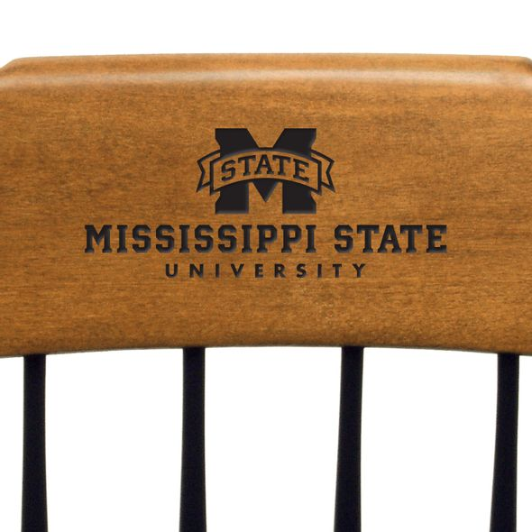 MS State Captain's Chair by Standard Chair - Image 2