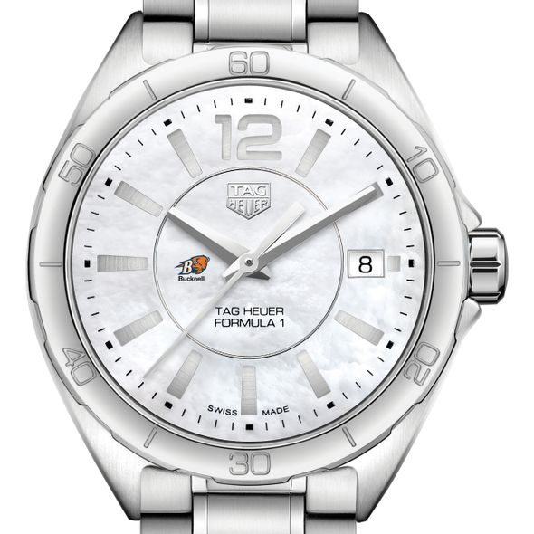 Bucknell University Women's TAG Heuer Formula 1 with MOP Dial