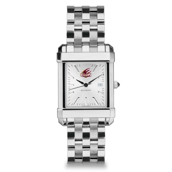 Elon Men's Collegiate Watch w/ Bracelet - Image 2