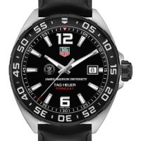 James Madison University Men's TAG Heuer Formula 1 with Black Dial