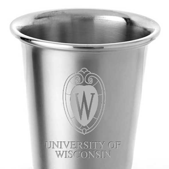 Wisconsin Pewter Julep Cup - Image 2