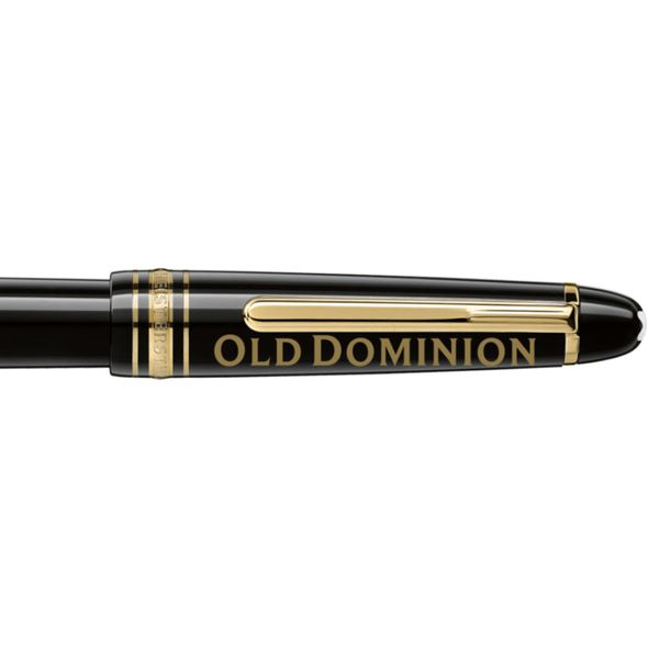 Old Dominion Montblanc Meisterstück Classique Fountain Pen in Gold - Image 2