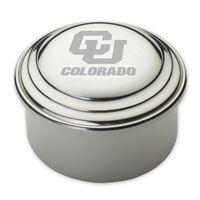 Colorado Pewter Keepsake Box