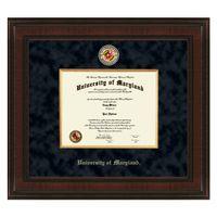 Maryland Diploma Frame - Excelsior