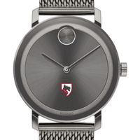 Carnegie Mellon University Men's Movado BOLD Gunmetal Grey with Mesh Bracelet