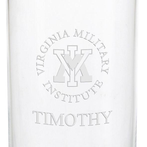 Virginia Military Institute Iced Beverage Glasses - Set of 2 - Image 3