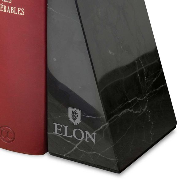 Elon Marble Bookends by M.LaHart - Image 2