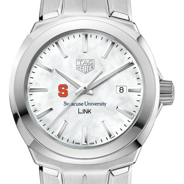 Syracuse University TAG Heuer LINK for Women