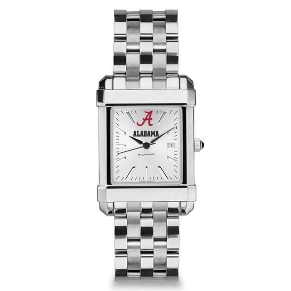 Alabama Men's Collegiate Watch w/ Bracelet - Image 2