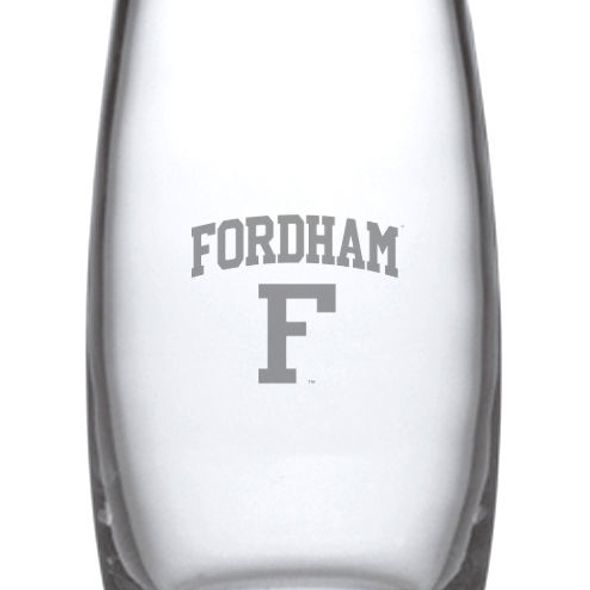 Fordham Glass Addison Vase by Simon Pearce - Image 2
