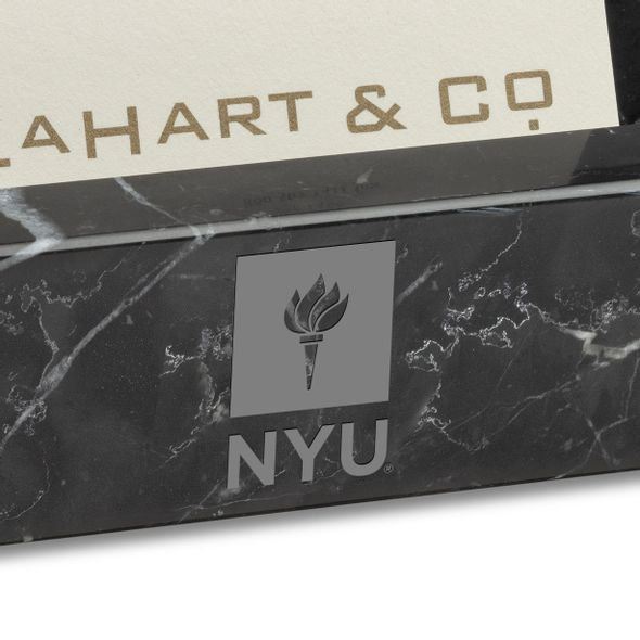 NYU Marble Business Card Holder - Image 2