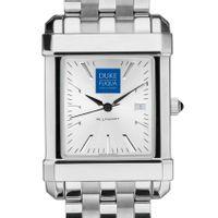 Duke Fuqua Men's Collegiate Watch w/ Bracelet
