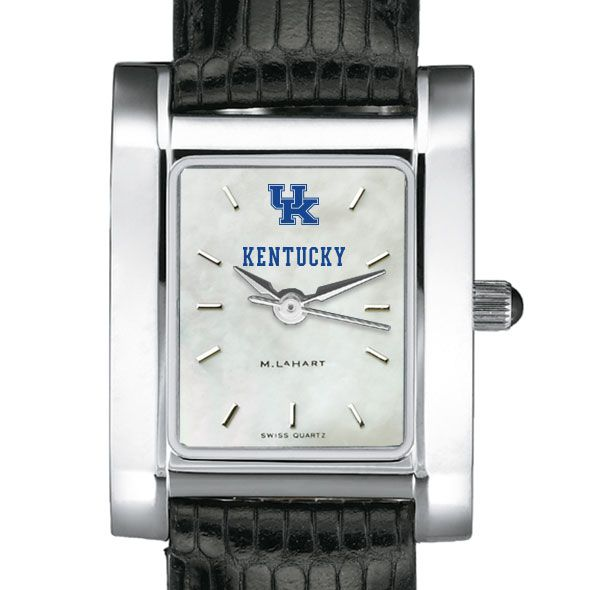 Kentucky Women's MOP Quad with Leather Strap