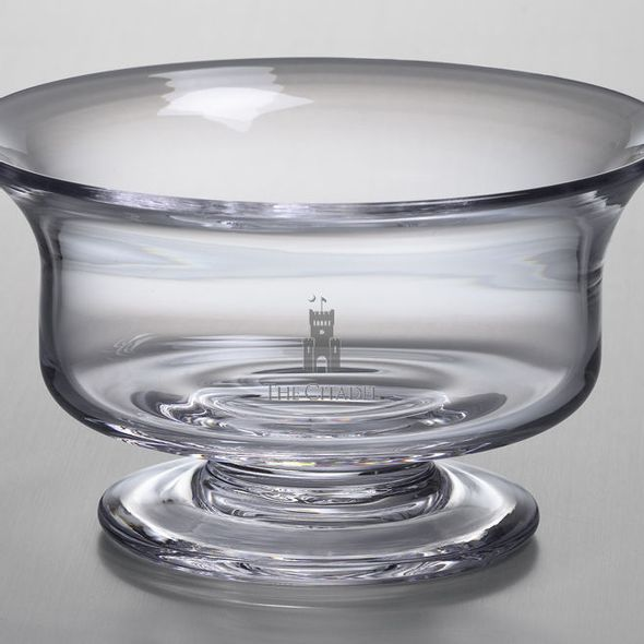 Citadel Medium Glass Revere Bowl by Simon Pearce - Image 2