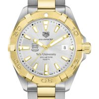 Yale Men's TAG Heuer Two-Tone Aquaracer