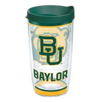 Baylor 16 oz. Tervis Tumblers - Set of 4