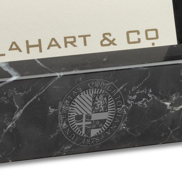 Creighton Marble Business Card Holder - Image 2