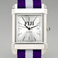 Phi Gamma Delta Men's Collegiate Watch w/ NATO Strap