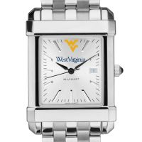 West Virginia University Men's Collegiate Watch w/ Bracelet