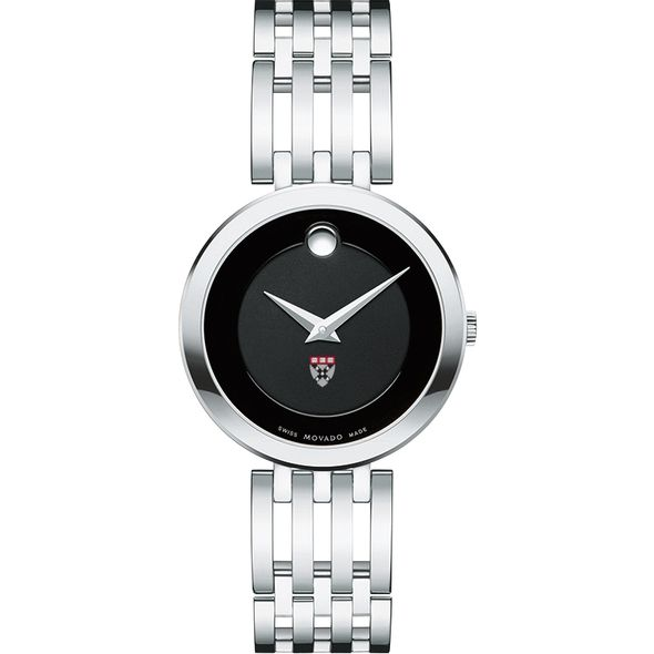 Harvard Business School Women's Movado Esparanza Stainless Steel Museum with Bracelet - Image 2