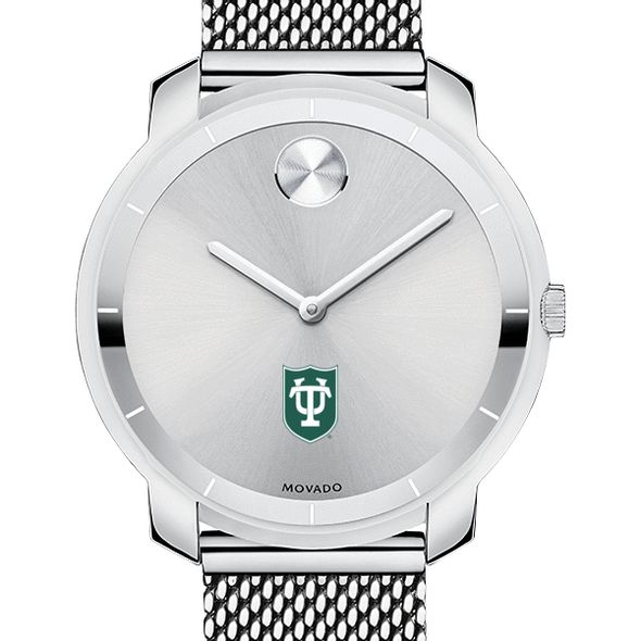 Tulane University Women's Movado Stainless Bold 36