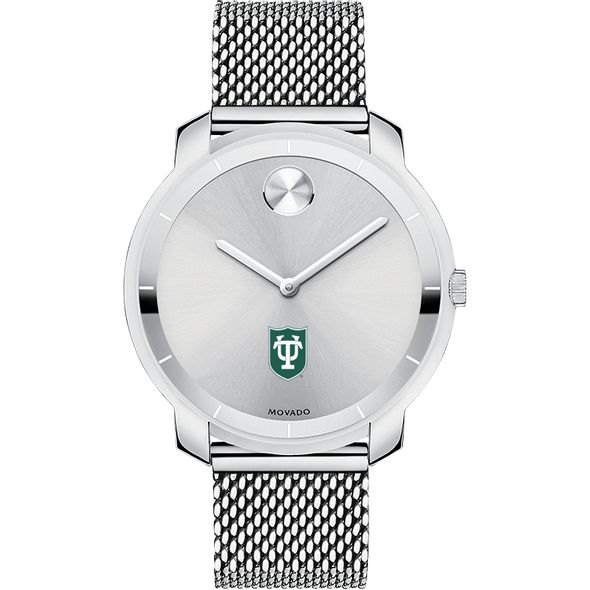 Tulane Women's Movado Stainless Bold 36 - Image 2