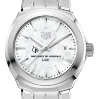 University of Louisville TAG Heuer LINK for Women