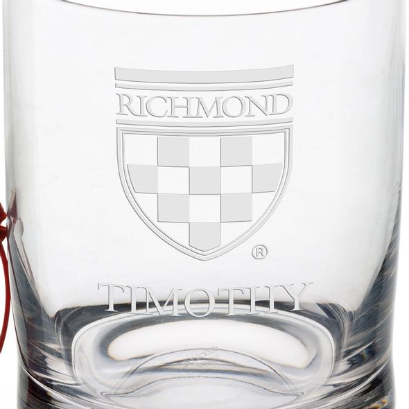 University of Richmond Tumbler Glasses - Set of 4 - Image 3